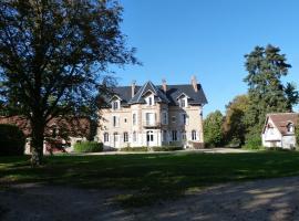 Chateau de la Brosse, Brinay