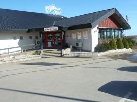 Motell Lagan, Lagan
