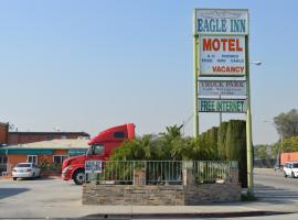 Eagle Inn Motel, Long Beach
