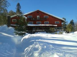 Auberge The Parker's Lodge Inn, Val-David