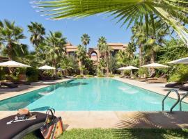 Tigmiza Suites & Pavillons, Marràqueix