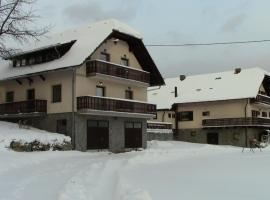 Tourist Farm Pačnik