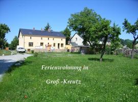 Ferienwohnung Dorfaue, Groß Kreutz