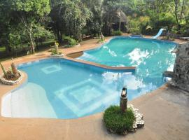 Naiberi River Campsite & Resort, Eldoret