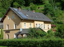 Ferienwohnung Blick Kohlbornstein, Bad Schandau