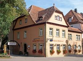 Hotel Gasthof Rödertor, Rothenburg ob der Tauber