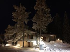 Riihilinna Ski Lodge, Muurame