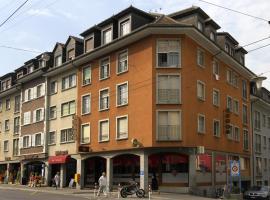 Hotel de la Vieille Tour, Vevey