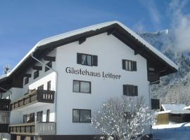 Pension Leitner, Höfen