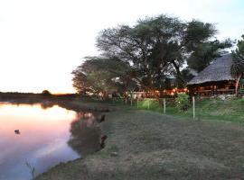Mara River Lodge, Aitong
