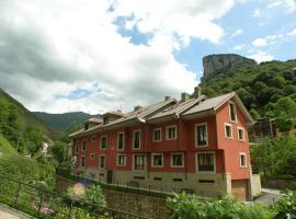 Apartamentos Puente La Molina, Carreña