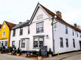 The Angel Hotel, Lavenham