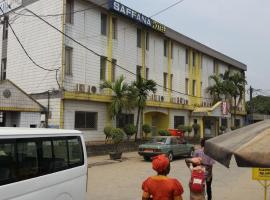 Saffana Hotel, Douala