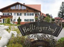 Haflingerhof, Roßhaupten