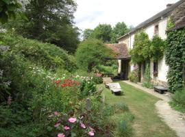 Chambres d'hôtes Le Moulin de Barre, Vigoulant
