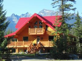 TimberWolf Lodge-B&B, Tete Jaune Cache