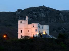 Tyr Graig Castle, Бармут