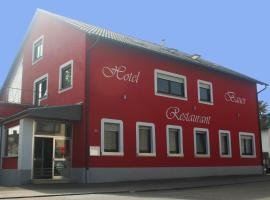 Hotelrestaurant Bauer, Sandhausen