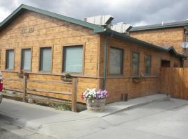 Cowboy's Lodge, Gardiner