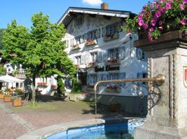 Hotel Löwen, Oberstaufen