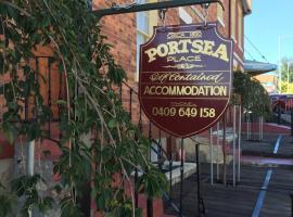 Portsea Place, Hobart