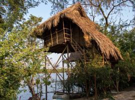 Samon Village, Kampot