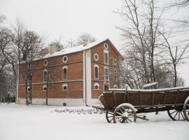 Ostoya Inn & Granary