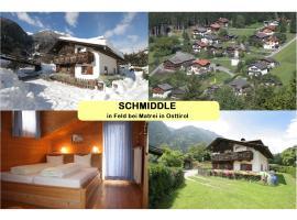 Schmiddle, Matrei in Osttirol