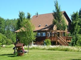 Evergreen Birch Lodge, Cold Lake