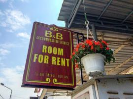 B & B Accommodation Service