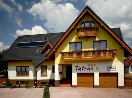 Penzion Tatras, Veľká Lomnica