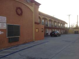 Bronco Motel South Central, Los Angeles