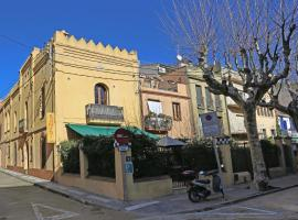 Hotel Romaní, Caldes d'Estrac