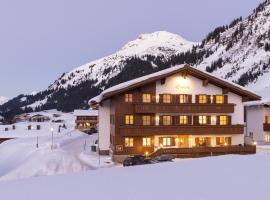Hotel-Pension Bianca, Lech am Arlberg