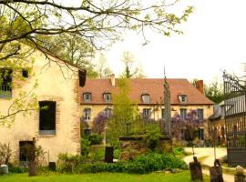Aux Jardins des Thevenets, Espinasse-Vozelle