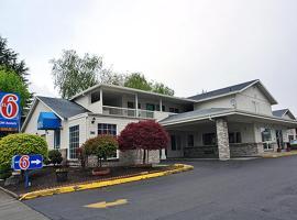 Motel 6 Portland Mall - 205