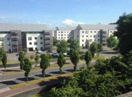 Brookfield Hall Off Campus Accommodation, Limerika
