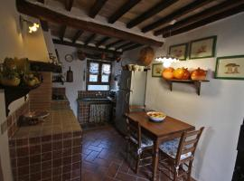 Apartment Casa Bellavista, Montelaterone