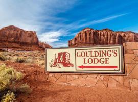 Goulding's Lodge, Goulding