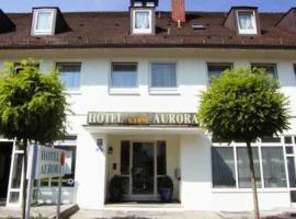 Hotel Aurora garni, Miunchenas