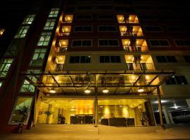 Patt Serviced Apartments, Chon Buri