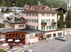 Hotel Arlas, Silvaplana