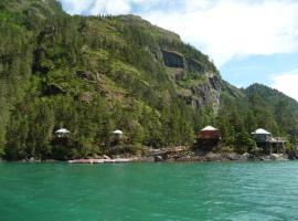 Orca Island Cabins, Seward