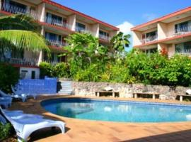 Capricorn Apartment Hotel, Suva