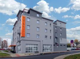 Hotel Lázeňský Vrch, Litvínov