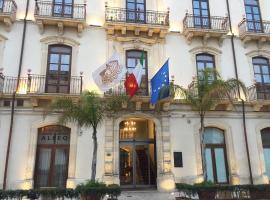阿爾伯格阿爾費歐大酒店, 錫拉庫扎