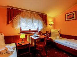 Hotel Palac Wisniewski, Пекари Шльонске