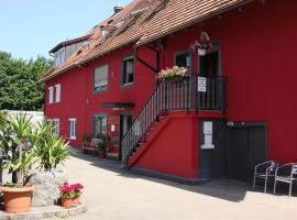 Pension Grübel, Lindau