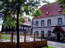 Hotel Svaty Hubert, Boží Dar
