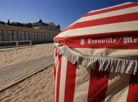 Mercure Trouville Sur Mer, Truvil sur Mer